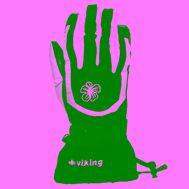 Лыжные перчатки Viking GENUA
