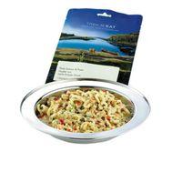 Спагетти с лососем под соусом Песто