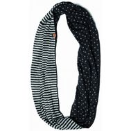 INFINITY LYOCELL BUFF® BLACK/GREY