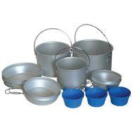 Набор посуды из аллюминия TRC-002
