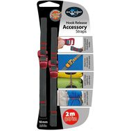 Стяжной ремень Sea to Summit Accessory Strap With Hook Release 10mm 2m