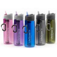 Фляга с фильтром для воды Lifestraw Go 2-stage