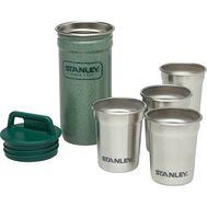 Набор Stanley  4 стопки Combo + Стальной кейс для переноски