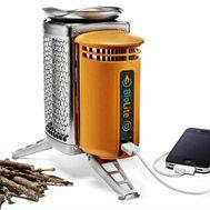 Горелка-зарядка на дровах Biolite Campstove