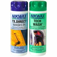 Комплект Nikwax Tech Wash 300ml + TX Direct 300ml)