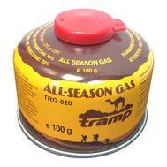 Баллон газовый резьбовой Tramp 100 гр.
