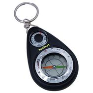 Брелок Munkees 3154 брелок-компас Compass with Thermometer