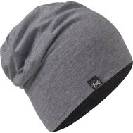 BUFF COTTON HAT grey stripes