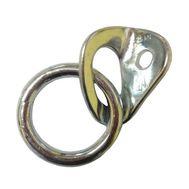 Ухо шлямбурное FA с кольцом (оцинковка)