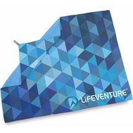 Полотенце Lifeventure Soft Fibre Printed