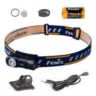Налобный фонарь Fenix HM50R + аккумулятор и зарядка
