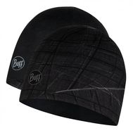 Шапка BUFF MICROFIBER REVERSIBLE HAT embers black