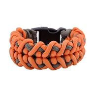 Браслет Munkees 6468  Paracord 20 см grey