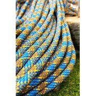 Веревка статическая Rock Hard 10 мм, Blue/Orange