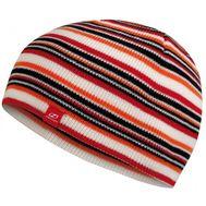 Шапка TIRRE vibrant orange stripes
