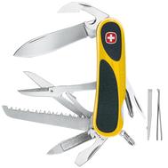 Нож 1 18 09 822 EvoGrip Yellow 18
