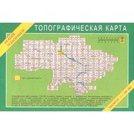 """Карта топ3 """"Киев-Васильков"""" 1км"""