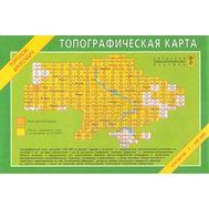 """Карта топ1 """"Городок-Дрогобыч"""" 1км"""