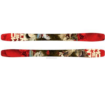 Лыжи Night Carson 2012