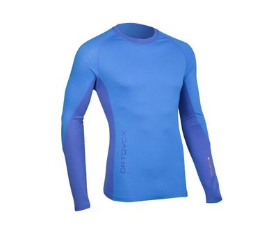 Термофутболка Ortovox 185 Long Sleeve M-R Men