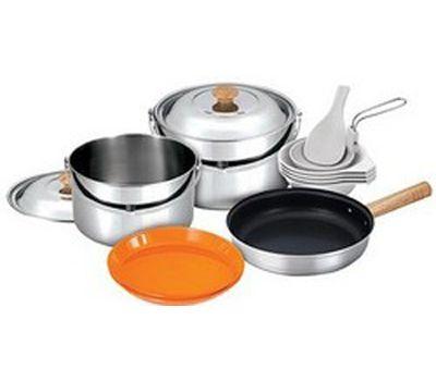 Набор посуды VKC-ST08-45 STS Cookset L 4-5