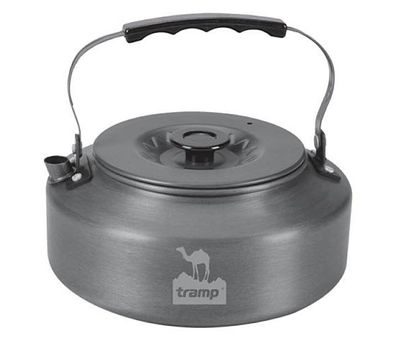 Чайник анодированный 1,1 л TRC-036