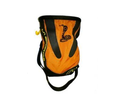 Мешочек для магнезии Chalk Bag Cobra