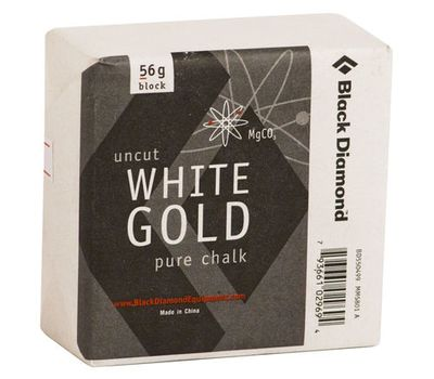Магнезия Uncut White Gold Pure Chalk 56 g Block