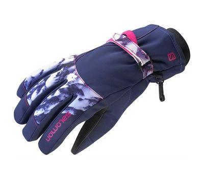 Лыжные перчатки Salomon BIG-UP II W