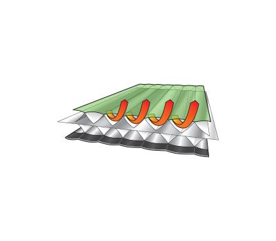 Коврик NeoAir Xtherm Medium Reflex Gray