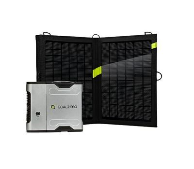 Комплект для зарядки Sherpa 50 Solar Recharging Kit