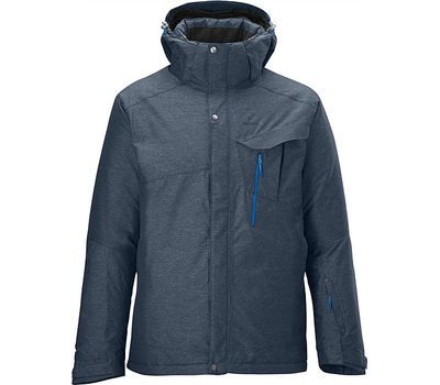 Горнолыжная куртка Salomon Impulse Jacket M Big Blu Heather