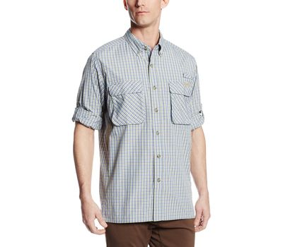 Рубашка EXOFFICIO Air Strip Micro P