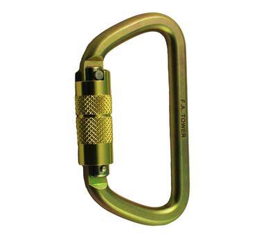 Карабин FA Tower Keylock 50 kn Autolock