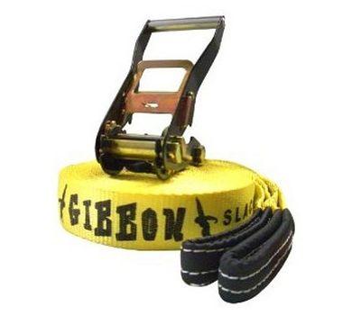 слеклайн Gibbon Classic 15 m Slackline Set