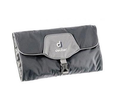 Косметичка Deuter Wash Bag II granite-silver