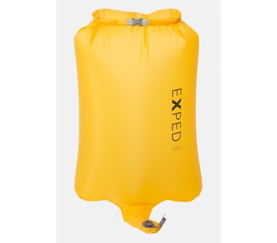 Гермомешок-насос Exped Schnozzel Pumpbag UL yellow L