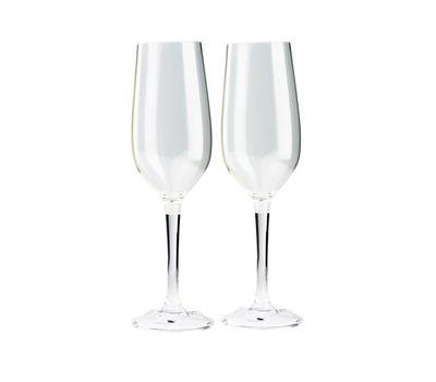 Набор бокалов для шампанского GSI Nesting Champagne Flute Set