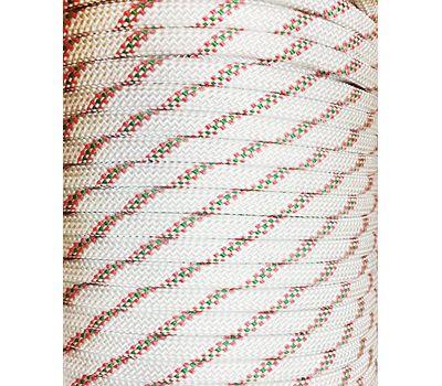 Веревка статическая КАНИ 10 мм.евро, белая