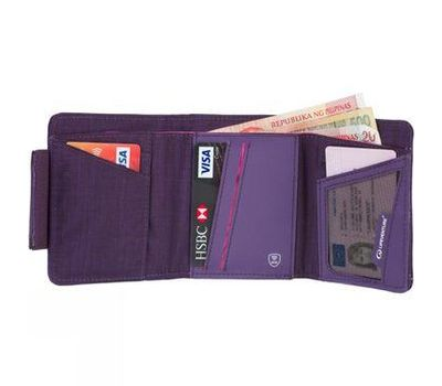 Кошелек Lifeventure RFID Tri-Fold Wallet