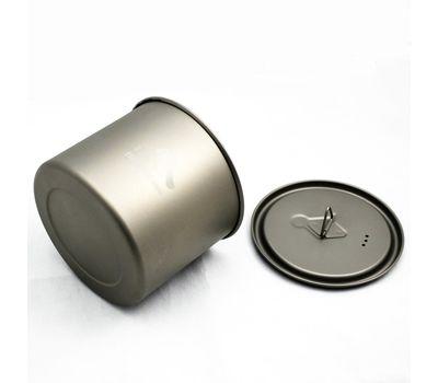 Кружка титановая TOAKS Titanium 550 ml Pot POT-550