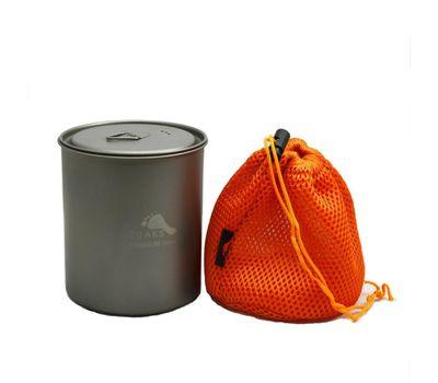 Котелок TOAKS Titanium 750ml Pot without Handle POT-750-NH