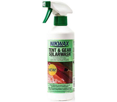 Средство для  стирки снаряжения Nikwax Tent & Gear Solar Wash спрей 500 ml