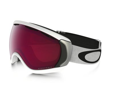 Маска Oakley Canopy matte white / prizm goggle rose