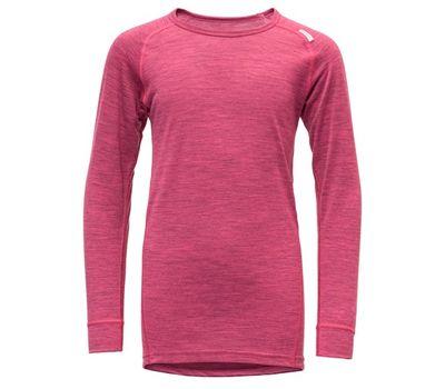 Термофутболка Devold Breeze Junior Shirt
