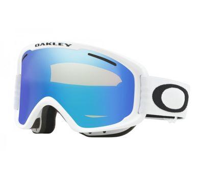 Маска Oakley O Frame 2.0 XM matte white / violet iridium