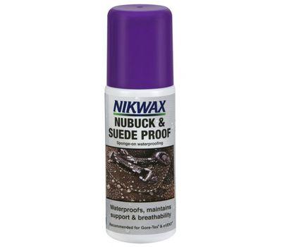 Пропитка для обуви Nikwax Nubuck Suede Proof 125ml