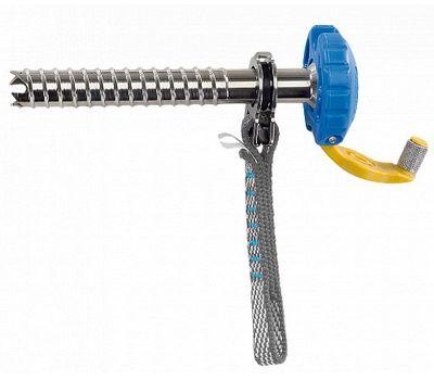 Ледобур Climbing Technology 3I83615 Revolve ice screw 15cm