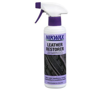 Пропитка для кожаной одежды и акссесуаров Nikwax Leather Restorer 300ml