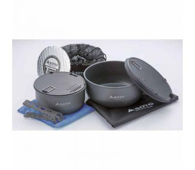 Набор посуды SOTO Navigator Cook Set